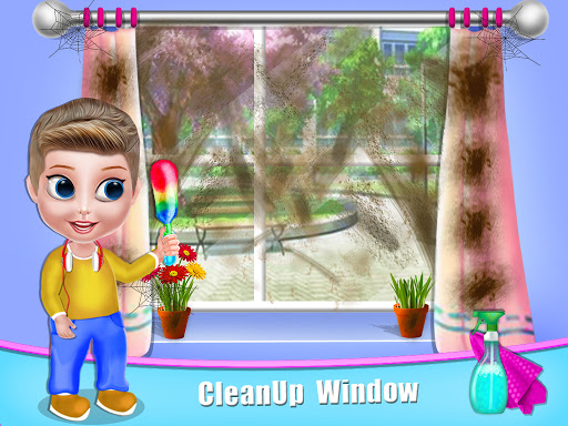 House Cleaning - Home Cleanup Girls Game screenshot 7