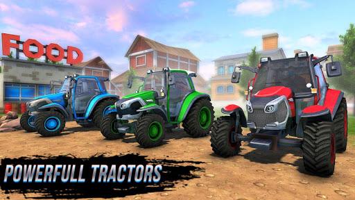 Tractor Farming 2020: ألعاب الزراعة المجانية 2020 1 تصوير الشاشة