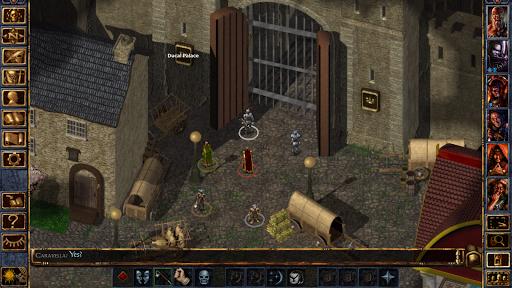 Baldur's Gate: Enhanced Edition screenshot 2