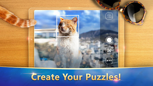 Magic Jigsaw Puzzles - Puzzle Games screenshot 12