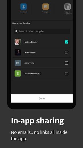 Dcoder, Compiler IDE :Code & Programming on mobile screenshot 8