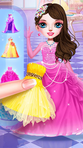 👸💄Princess Makeup Salon screenshot 3