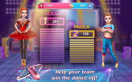 Dance Clash: Ballet vs Hip Hop screenshot 5
