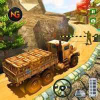 Offroad US Army Cargo Transport Truck Driving on 9Apps