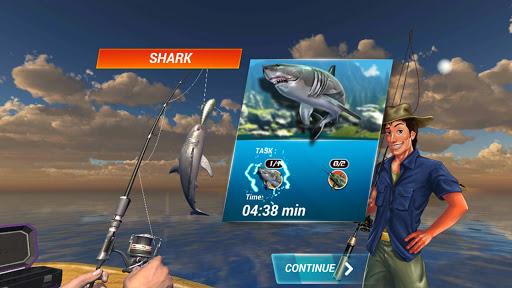 ألعاب صيد السمك البحر الرياضة الصيد محاكي 2 تصوير الشاشة