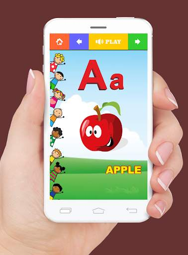 Alphabet Learning App For Kids screenshot 2
