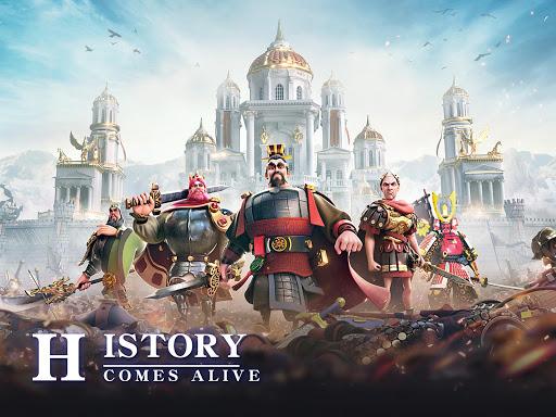 Rise of Kingdoms: Lost Crusade 10 تصوير الشاشة