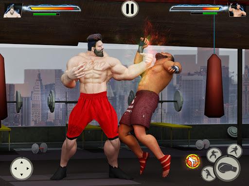 GYM Fighting Games: Bodybuilder Trainer Fight PRO screenshot 7