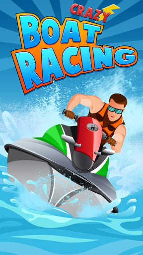 Crazy Boat Racing screenshot 4