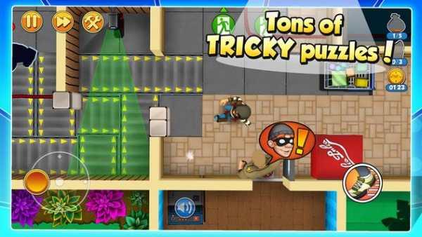 Robbery Bob 2 screenshot 1