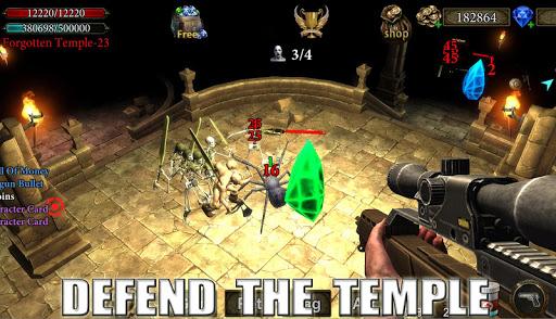 Dungeon Shooter : The Forgotten Temple screenshot 6