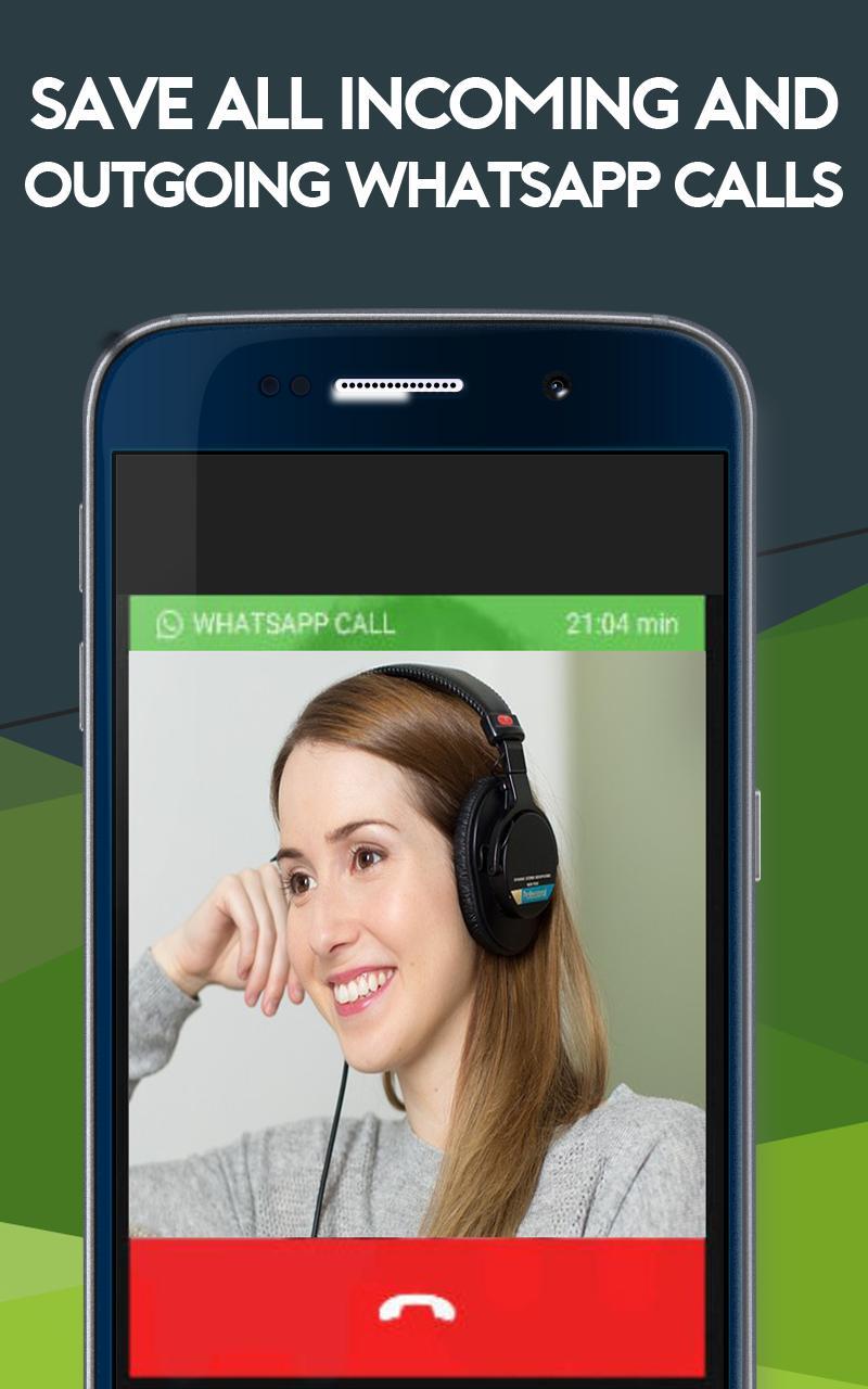 Call Recorder For Whatsapp screenshot 1