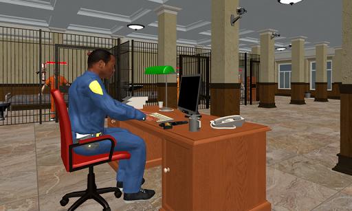 Stealth Survival Prison Break : The Escape Plan 3D screenshot 3