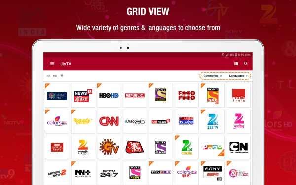 JioTV – News, Movies, Entertainment, LIVE TV screenshot 10