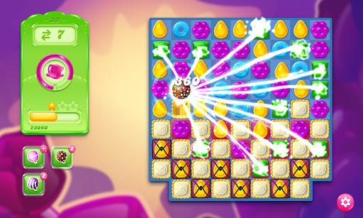 Candy Crush Jelly Saga 7 تصوير الشاشة