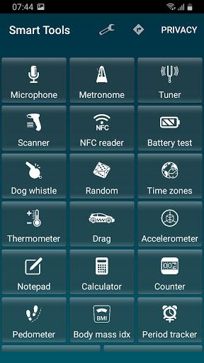 Smart Tools - Utilities 2 تصوير الشاشة