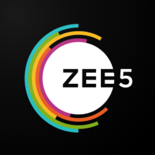 ZEE5: HiPi, News, Movies, TV Shows, Web Series आइकन