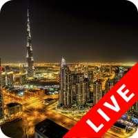 Живые обои Дубай иконка