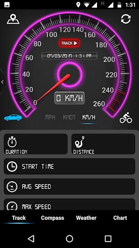 GPS Speedometer, HUD & Widget screenshot 6