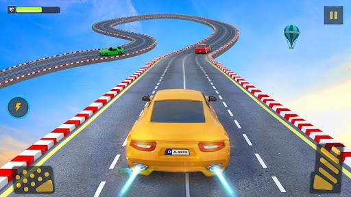 Ramp Car Stunts Racing - Free New Car Games 2021 screenshot 1