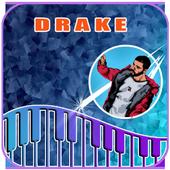 Drake - Piano Tiles أيقونة