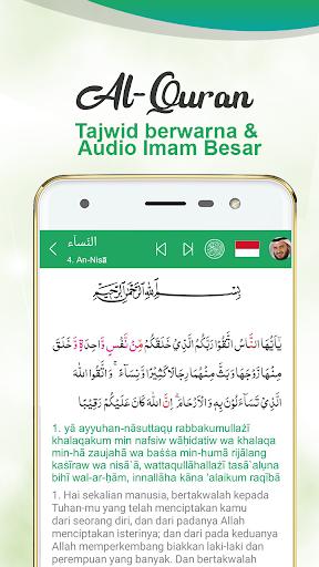 Panduan Muslim:  Waktu Shalat, Azan, Quran & Qibla screenshot 5
