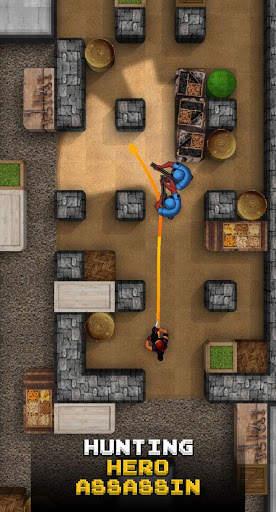 Hunter - Hero of assassin games screenshot 4