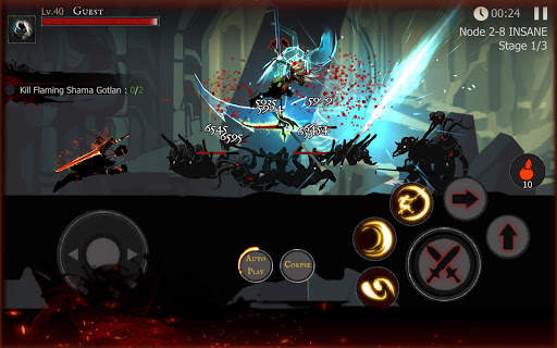 Shadow of Death: Darkness RPG - Fight Now screenshot 22