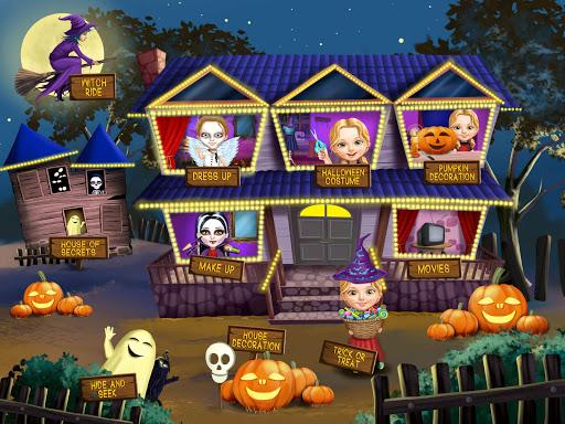 Sweet Baby Girl Halloween Fun screenshot 7