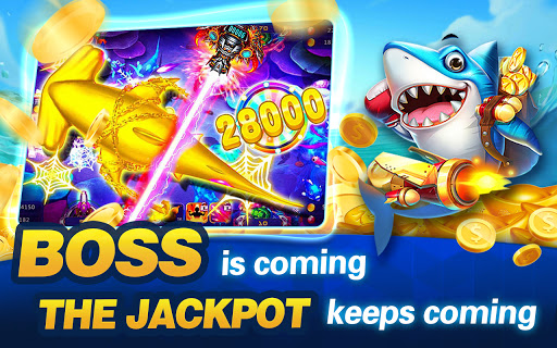 777 Fishing Casino скриншот 18