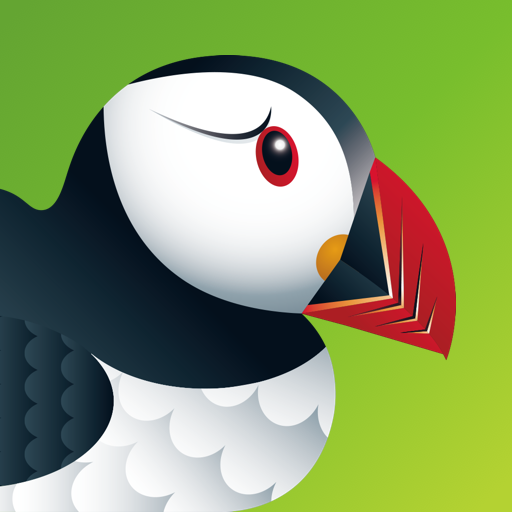 Puffin Web Browser أيقونة