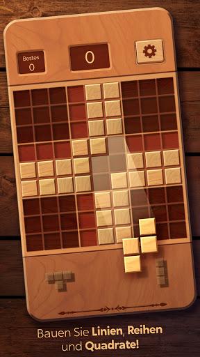 Woodoku: Holzblock-Puzzle-Spiele screenshot 1