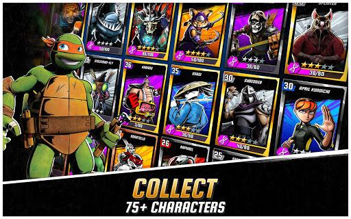 Ninja Turtles: Legends 4 تصوير الشاشة