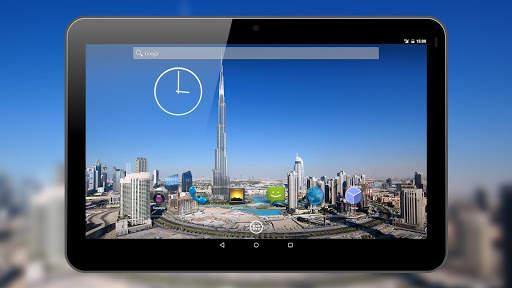Живые обои Дубай скриншот 13