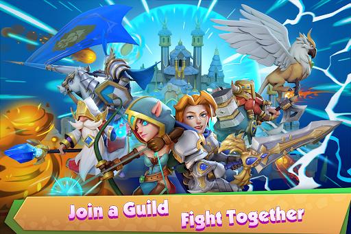 Castle Clash: Guild Royale screenshot 4
