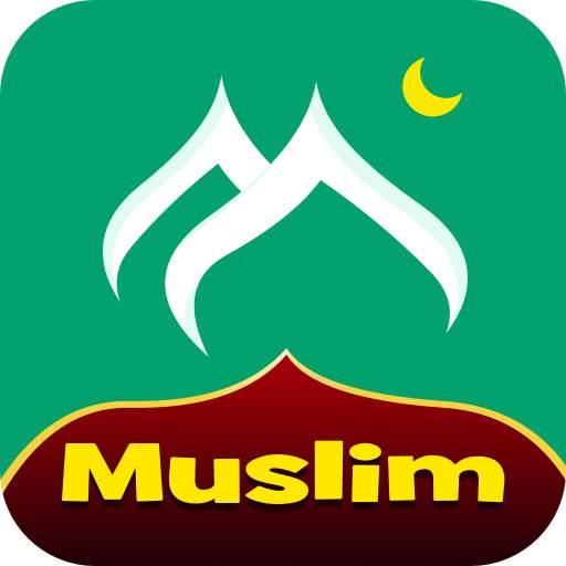 Muslim Prayer Times, Azan, Quran&Qibla By Al Hiwar