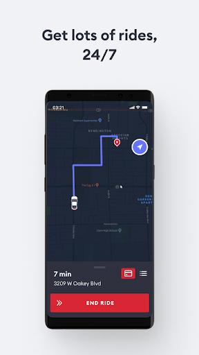 Bolt Driver: Drive & Earn screenshot 4