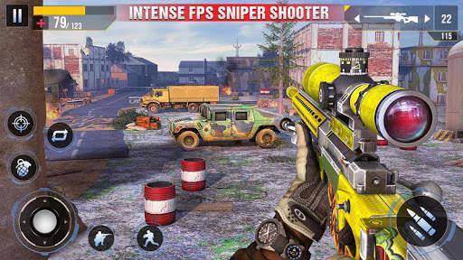 Real Commando Secret Mission - Free Shooting Games screenshot 6