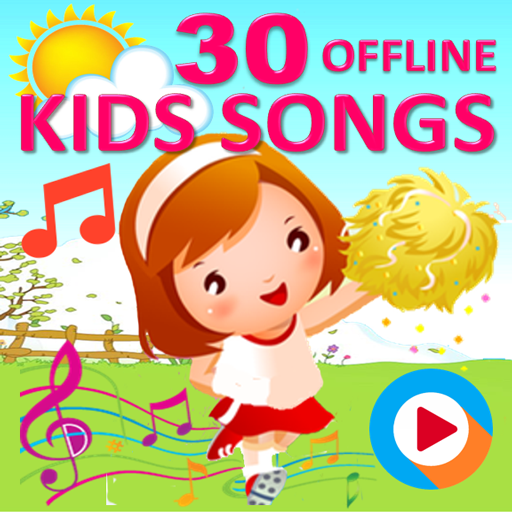 Kids Songs - Offline Nursery Rhymes & Baby Songs icon