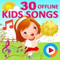 Kids Songs - Offline Nursery Rhymes & Baby Songs on 9Apps