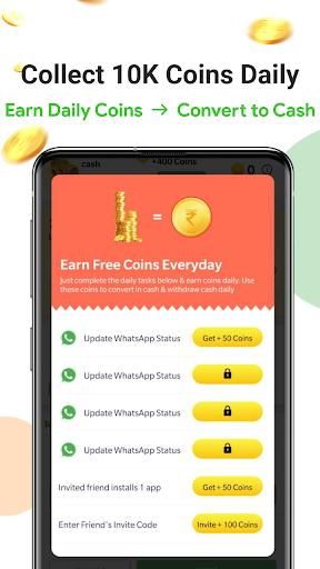 Earn free paytm cash daily | Free recharge 5 تصوير الشاشة