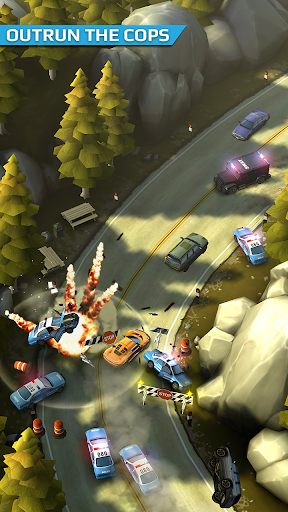 Smash Bandits Racing screenshot 10