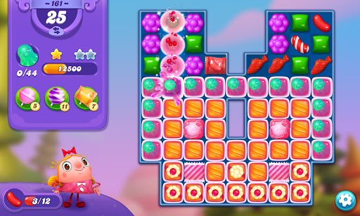 Candy Crush Friends Saga screenshot 7