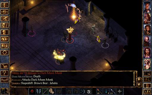 Baldur's Gate: Enhanced Edition screenshot 15