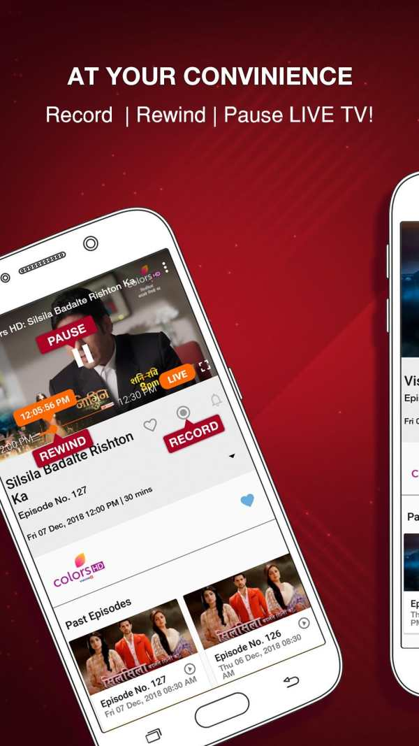JioTV – News, Movies, Entertainment, LIVE TV screenshot 7