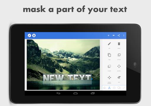 PixelLab - Text on pictures 12 تصوير الشاشة