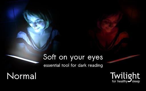 Twilight 🌅 Blue light filter for better sleep 9 تصوير الشاشة