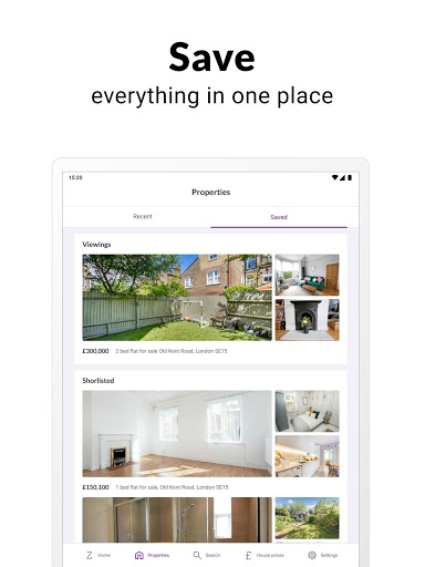 Zoopla property search UK Homes to buy and rent screenshot 9