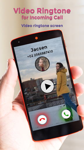 Video Ringtone for Incoming Call screenshot 4