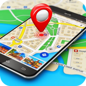 Maps & GPS Navigation: Find your route easily! icon